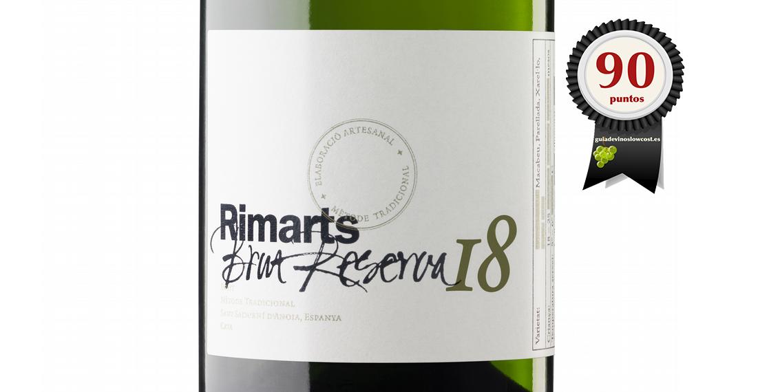 Rimarts Brut Reserva 2016