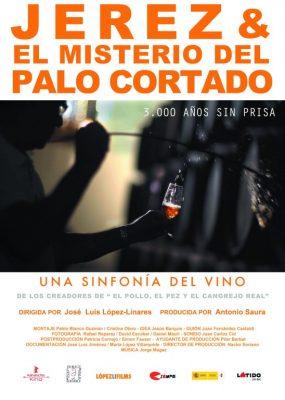 CARTEL JEREZ & EL MISTERIO DEL PALO CORTADO