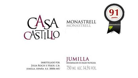 Casa Castillo Monastrell 2017