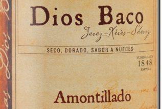 Amontillado Dios Baco