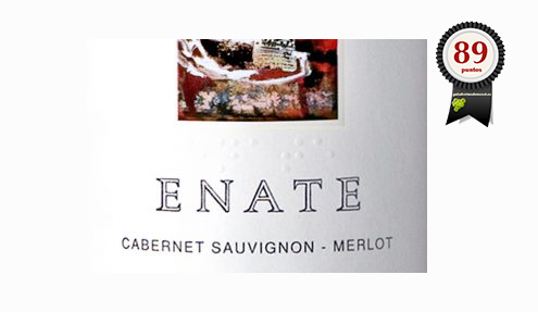 Enate Cabernet-Merlot 2016
