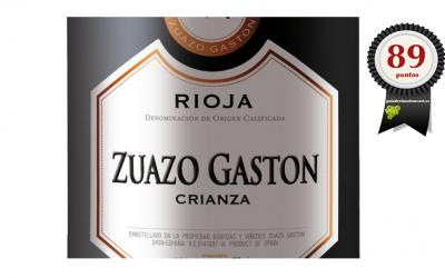 Zuazo Gaston Crianza 2016