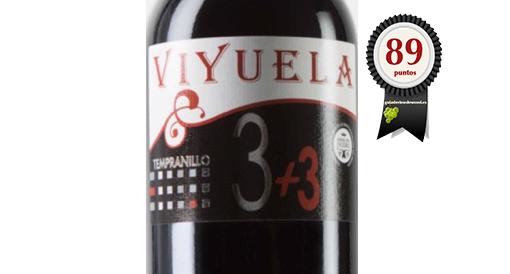 Viyuela 3+3 Roble 2017