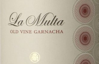 La Multa Old Vine Garnacha 2014