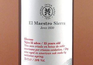Oloroso Maestro Sierra