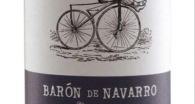 Barón de Navarro Crianza 2013