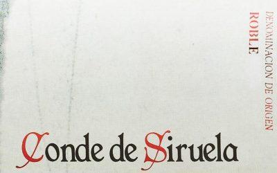 Conde Siruela Roble 2016