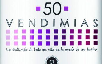 50 Vendimias Rosado 2016