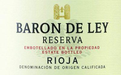 Barón de Ley Reserva 2012