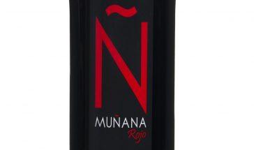 Muñana Ñ Rojo 2011