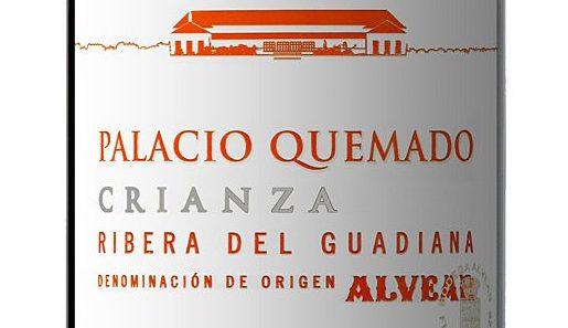 Palacio Quemado Crianza 2014
