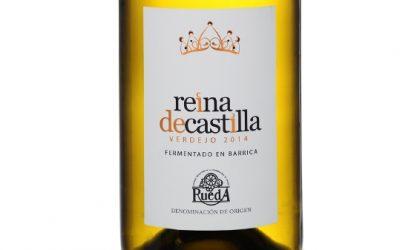 Reina de Castilla Verdejo F. Barrica 2014