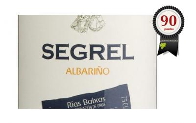 Segrel Albariño 2018
