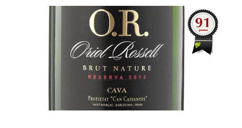 Oriol Rossell Brut Nature 2015