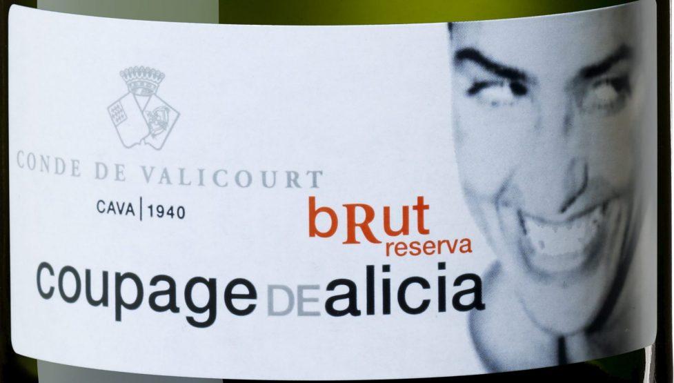Coupage de Alicia Brut Reserva 2015