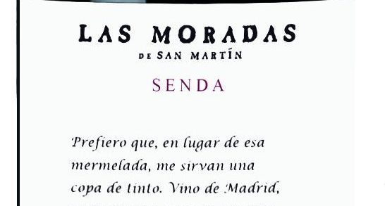 Las Moradas de San Martín Senda 2012
