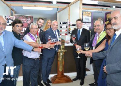 XXVI Feria de Vinos de Utiel-Requena Ferevin