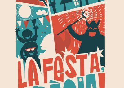 La Ruta de Vinos DO Catalunya vuelve por la Fiesta Mayor de Gràcia
