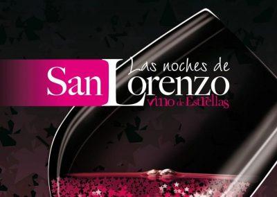 """Catas nocturnas, bodegas rupestres en """"Las Noches de San Lorenzo"""""""