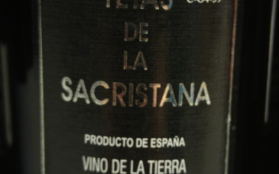Tetas de La Sacristana Tinto 2015