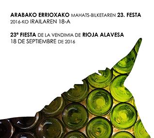 23º FIESTA DE LA VENDIMIA DE RIOJA ALAVESA