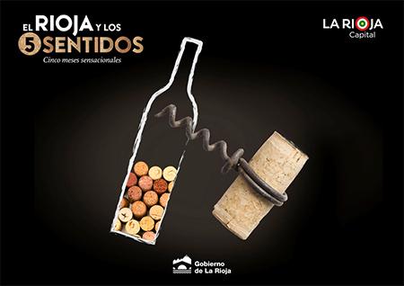 El Rioja y los 5 Sentidos abre este fin de semana su programación de septiembre