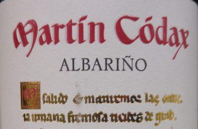 Martín Códax Albariño 2016