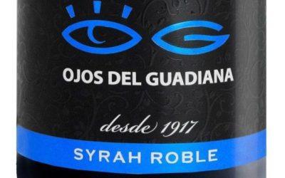 Ojos del Guadiana Syrah 2015