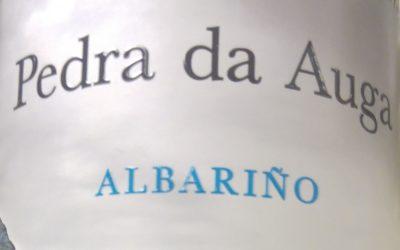 Albariño Pedra Agua 2016