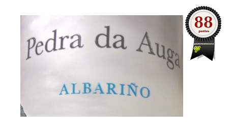 Albariño Pedra Agua 2018