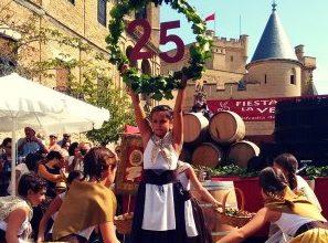 Fiesta de la Vendimia de Navarra del 31 de agosto al 4 de sepriembre