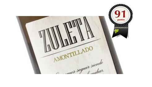 Amontillado Zuleta