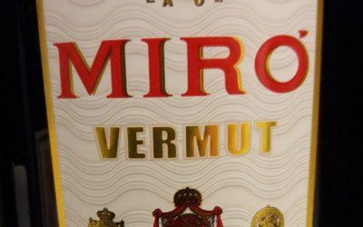 Vermut Miró Rojo
