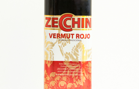 Vermut Zecchini Rojo