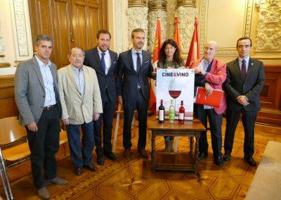 Los vinos de Rueda, Cigales y Ribera se vuelven a dar cita en Seminci