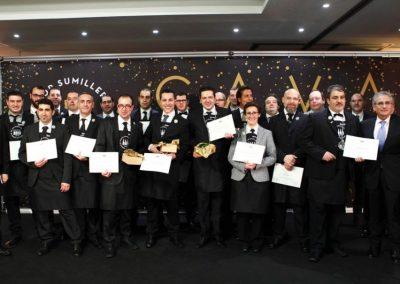 El C.R del Cava presenta la II edición del concurso 'Mejor Sumiller Internacional en Cava'