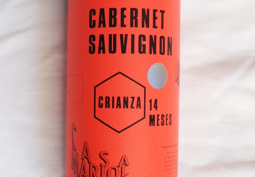 Casa Mariol Cabernet Sauvignon 2010