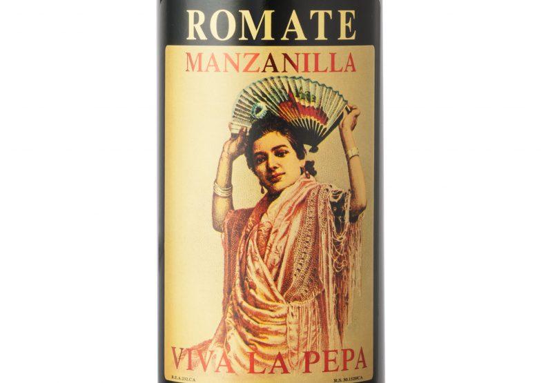 Manzanilla Viva La Pepa