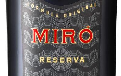 Miró Reserva Etiqueta Negra