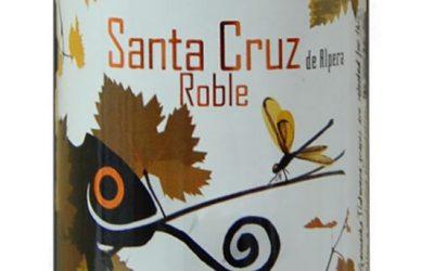 Santa Cruz de Alpera Roble 2015