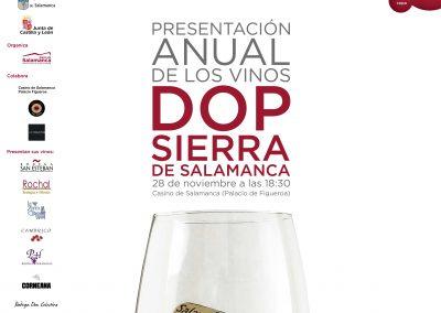Presentación anual de la DOP Sierra de Salamanca, Lunes 28 de Noviembre 2016
