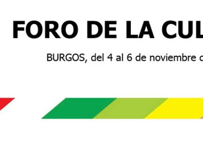 II Foro de la Cultura, Organizado por la Denominacion de Origen Ribera del Duero