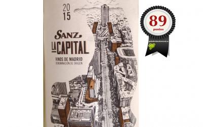 Sanz La Capital 2016