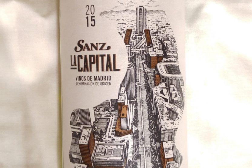 Sanz La Capital 2015