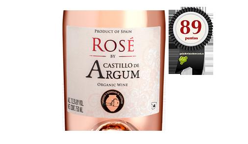 Rosé Castillo de Argum Ecológico 2018