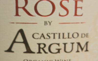Rosé Castillo de Argum Ecológico 2016