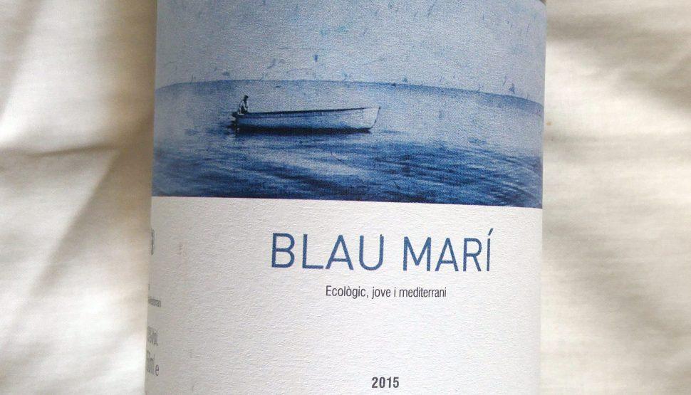 Blau Marí 2015 Ecológico