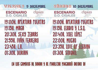 Escenario D.O. Cigales para Intro Music Festival este fin de semana en Valladolid
