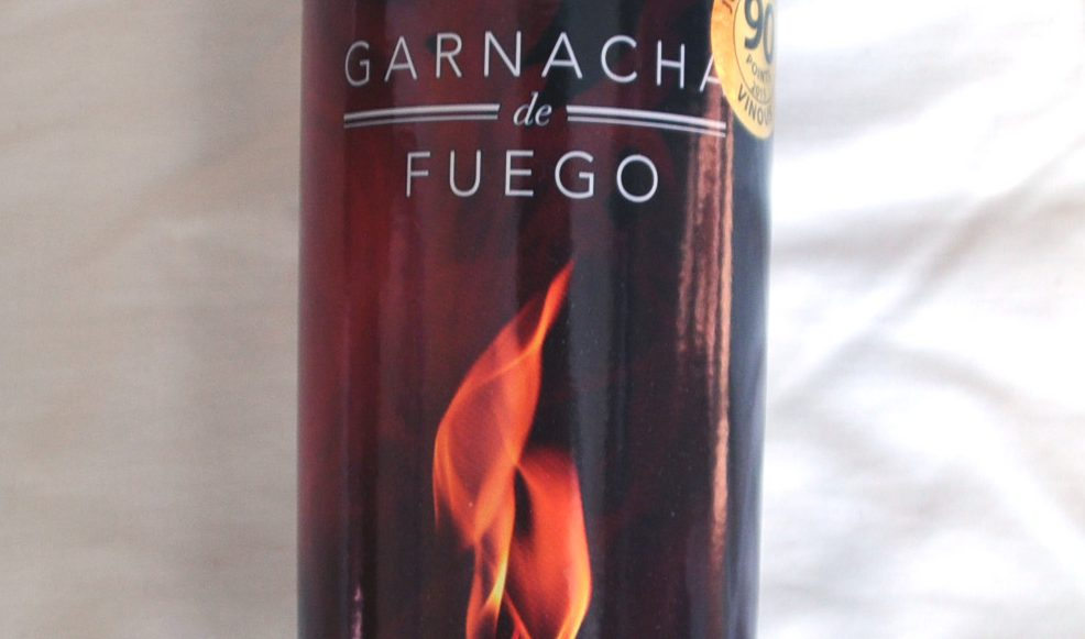 Garnacha de Fuego 2015