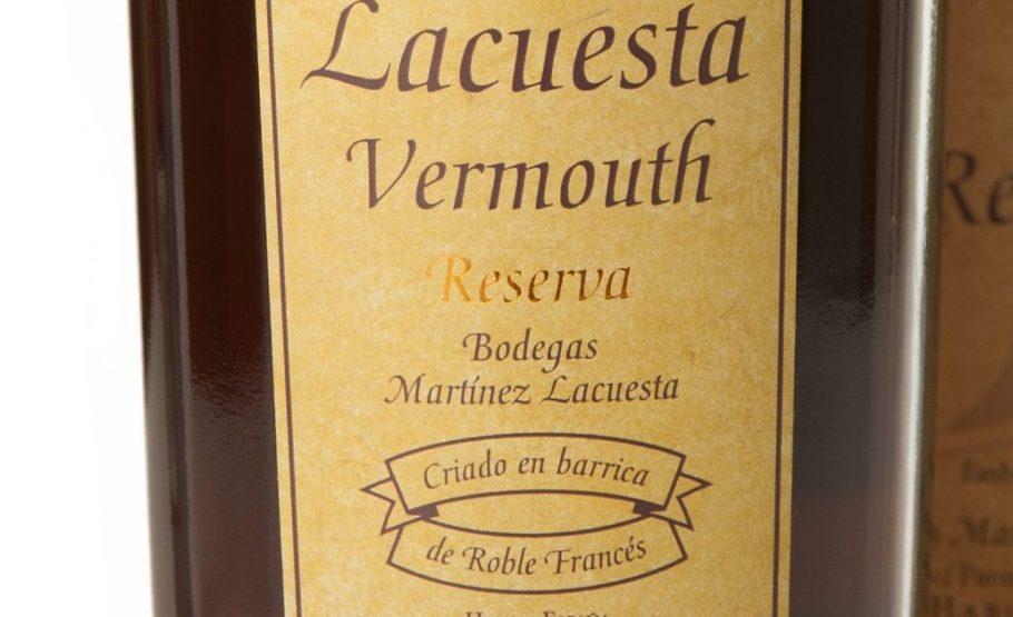Vermut Lacuesta Reserva